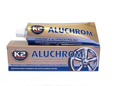 Polierpaste Felgenpolitur Chrom Und Alu Paste K2 Aluchrom 50,00€/kg