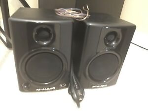 M-Audio AV40 Studio Monitors