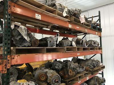 2007 CADILLAC STS 3.6 Auto Trans Transfer Case AWD