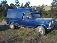 1977 Ford F100 Kilmore Mitchell Area Preview