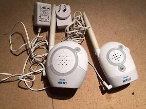 Avent Baby Monitor St Kilda East Glen Eira Area Preview