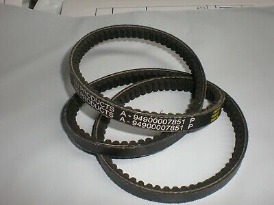 Replacement Stihl V-belt Ts400 Concrete Cutoff Saw 9490 000 7851