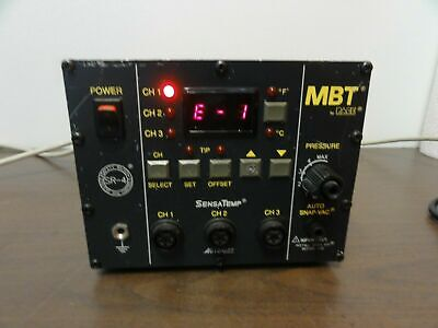 Mbt Pace Pps 85a Soldering Station With Power Supply Cord