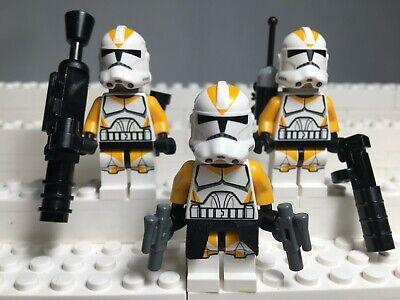 LEGO STAR WARS MINIFIGURE LOT---212th CLONE SQUAD---