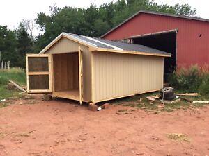 12x20 sheds