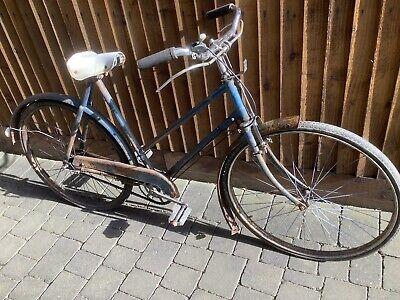 2 X Vintage Bicycles Spares Or Repair