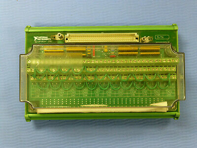 National Instruments Tbx-1303 Isothermal Terminal Block For Ni Scxi-1100 1102