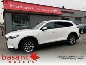 2017 Mazda CX-9 GS-L, 7 Passenger, Heated Seats/Wheel, Blindspot