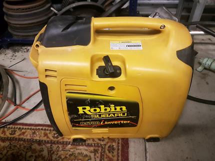 Robin subaru inverter generator R1700