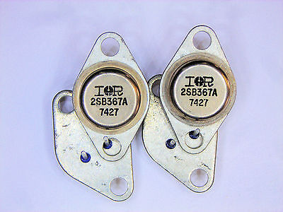 2sb367 Original Ir Transistor 4 Pcs