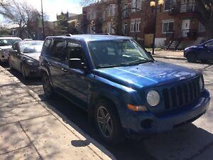 Jeep Patriot propre 2800$