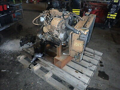Case Maxi Sneaker Trencher Diesel Engine Leyland 1.8 Video Rare 1.5