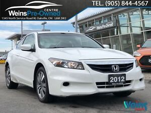 2012 Honda Accord COUPE EX-L| NAV| SUNROOF| LEATHER