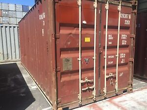 SHIPPING CONTAINERS Altona Hobsons Bay Area Preview