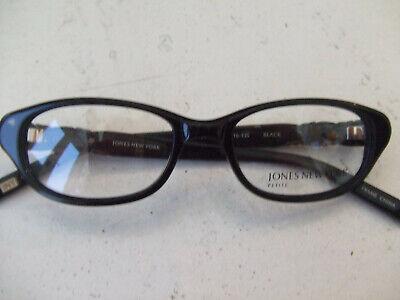 Jones New York, Petite Glasses Frame, Model J218,Black, Size 47/16/135 Brand New