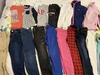 Large Girls 5t clothing lot