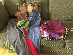 Scrubs. Tops and bottoms. Size small