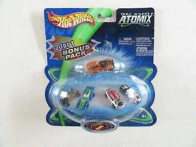 Hot Wheels Atomix set