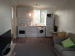 Furnished, 1 bedroom, unit/grannyflat, rental Farmborough Heights Wollongong Area Preview