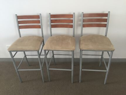 3x bar stools for sale Wollongong 2500 Wollongong Area Preview