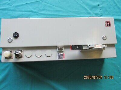 Cutler - Hammer Combination Motor Starter Used