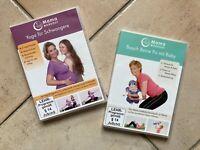 Mama Workout - Verena Wiechers DVD Yoga Schwangere Bauch Beine Po Bayern - Abensberg Vorschau
