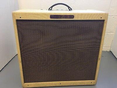 Fender Reissue 59 Bassman 50-Watt Tube Bass Combo Amp-Jensen Speakers-Great Cond