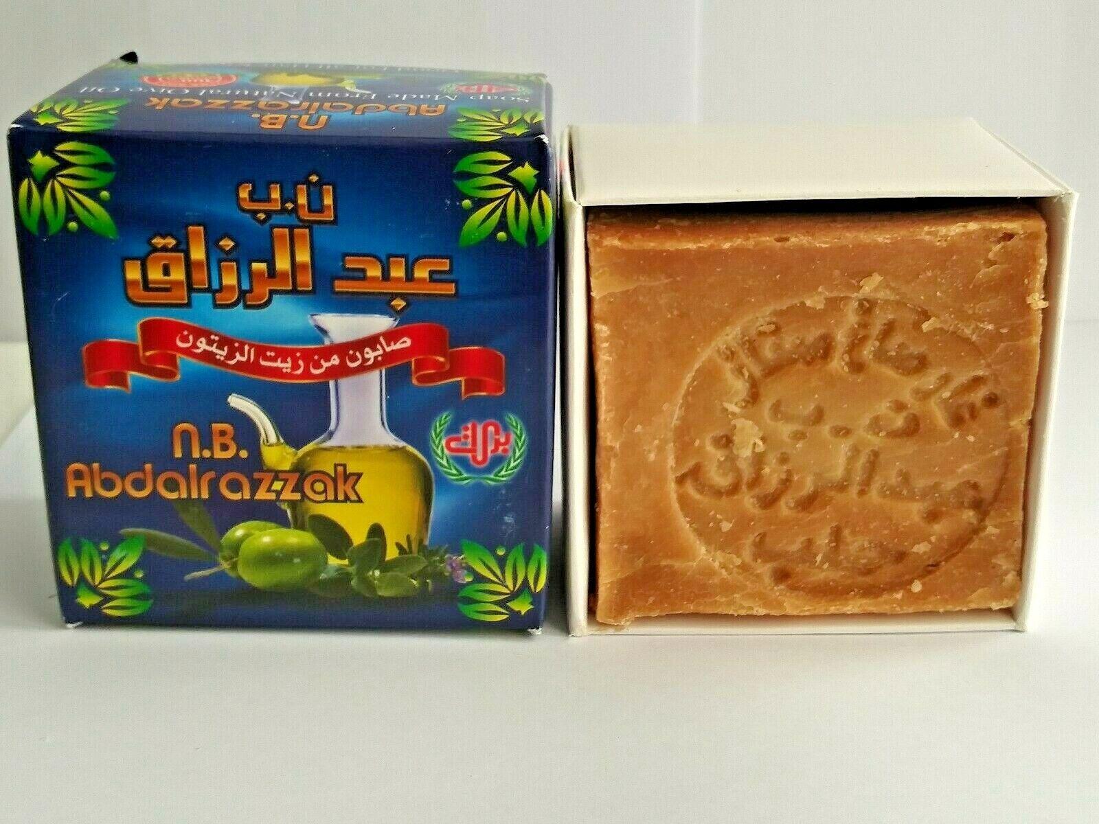 Olive & Laurel Soap 100% Natural Good for Hair, Face & Body
