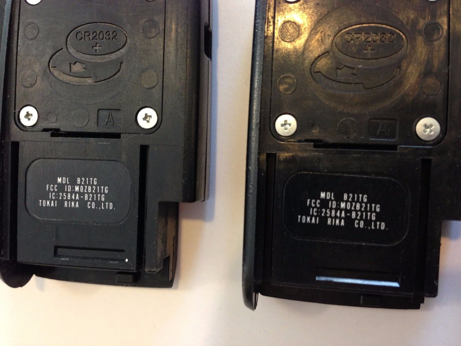 Used 2004 Toyota Prius Keyless Entry Remotes Fobs for Sale