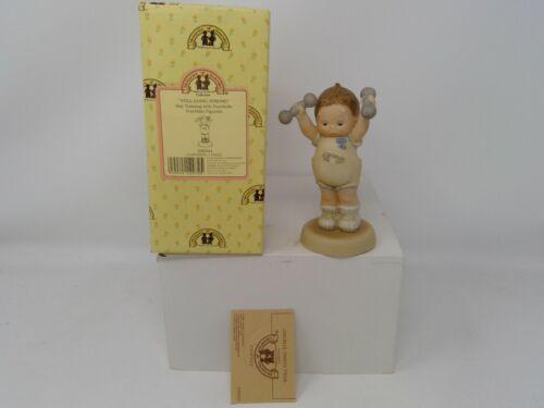 Enesco Memories of Yesterday Figurine - Still Going Strong - 530344