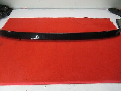 Third Stop Light Brake Lamp Trim OEM BMW F06 650i 640 M6 Gran Coupe 7279846