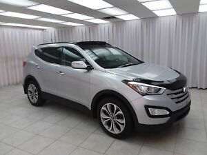 "2015 Hyundai Santa Fe """"ONE OWNER"""" LIMITED SPORT 2.0T AWD TURBO"