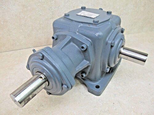 Morse   bevel gear drive   1:1 ratio  series 8M 1-R-O