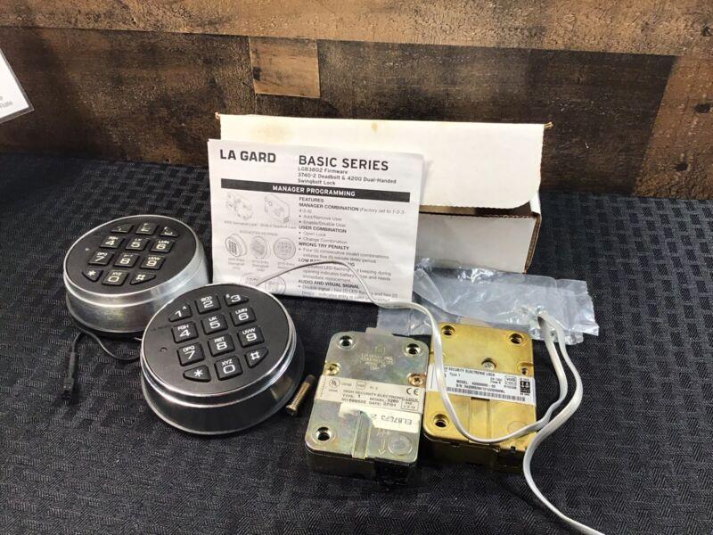 LaGard 3000 Digital keypads & Swingbolts Parts / Repair