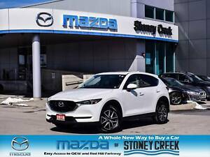 2018 Mazda CX-5 GT Nav Leather Heated Seats Bose Rear Cam