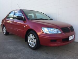 MITSUBISHI LANCER 2003 AUTOMATIC 11/06/2020 rego Fyshwick South Canberra Preview