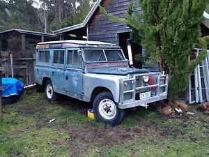 1960's LWB 4 door land rover Kettering Kingborough Area Preview