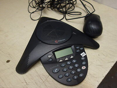 Polycom Soundstation 2 Expandable Conference Phone 2201-16200-601 W Power