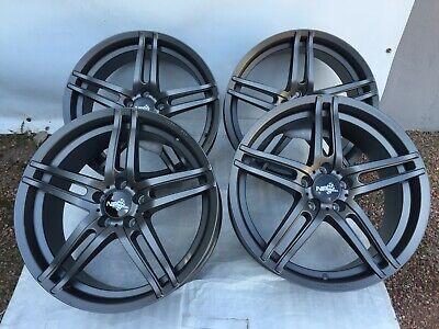 19 Zoll ABE Alufelgen NB Wheels NB3 für Mercedes GLA W245 80-155KW