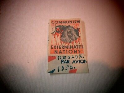 MIS139 Communism Exterminates Nations