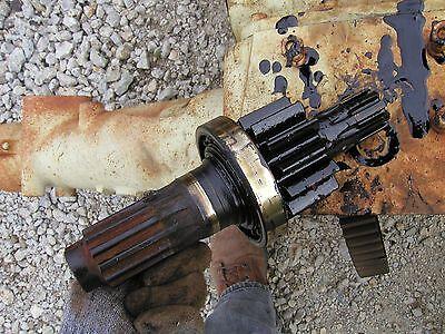 Farmall Louisville Sm Smta Mta Ih Tractor Inner Axle Housing Drive Gear Bearing