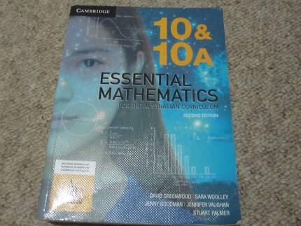 Essential Mathematics 10 and 10A
