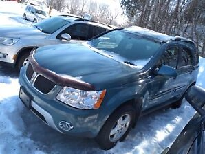 2008 Pontiac Torrent GT
