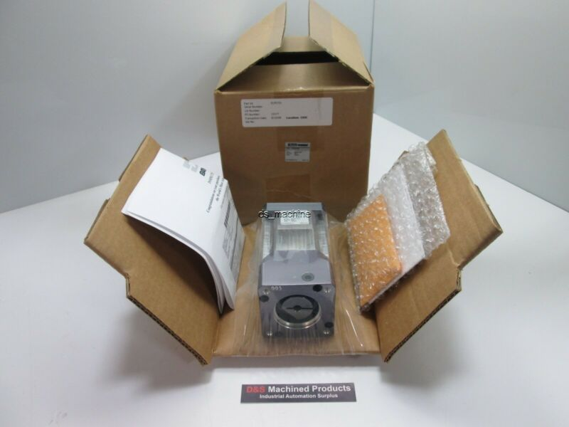 "New in Box Parker PX23-050 Gearhead, 50:1 Ratio, 3/8""-Output  NEMA-23"