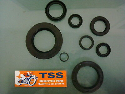 CD 750 TRIUMPH T140 750 OIL SEAL KIT COMPLETE 73 82 5 SPEED 99 9957