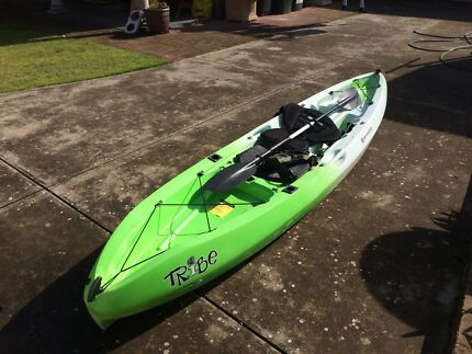 Perception Tribe 4.2m Kayak like new Woodville South Charles Sturt Area Preview