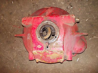 Massy Harris 33 Tractor Main Engine Motor Rear Cover Throw Out Bearing