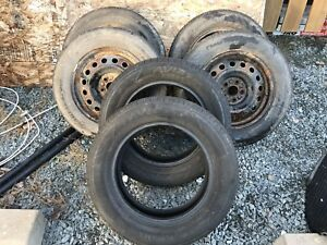 Used tires 195/65R15