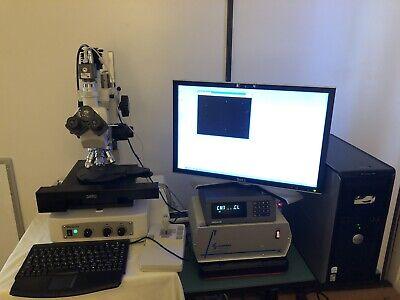 Hisomet Ii Dhii Measuring Microscope Xyz Dh2