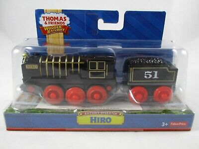 Thomas Tank & Friends Wooden Railway HIRO Battery Operated Engine New 2012